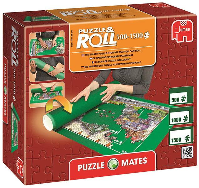 Puzzle & Roll Puzzlematte bis 1500 Teile