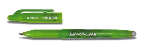 Tintenschreiber Frixion Ball Hellgrün