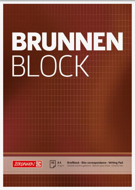 Br Block A4 rautiert