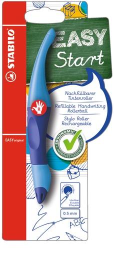 Rollerball Stabilo Easy Original RH hellblau-blau