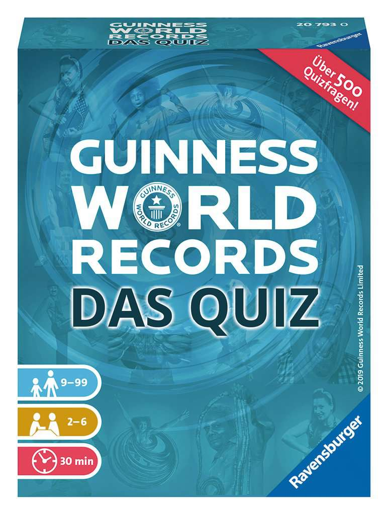 Guinness World Records - Das Quiz
