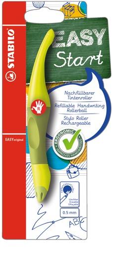 Rollerball Stabilo Easy Original RH limone-grün