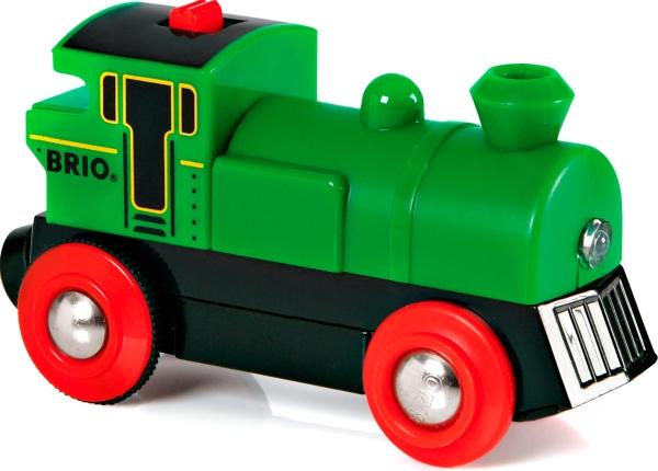 Speedy Green Batterielok