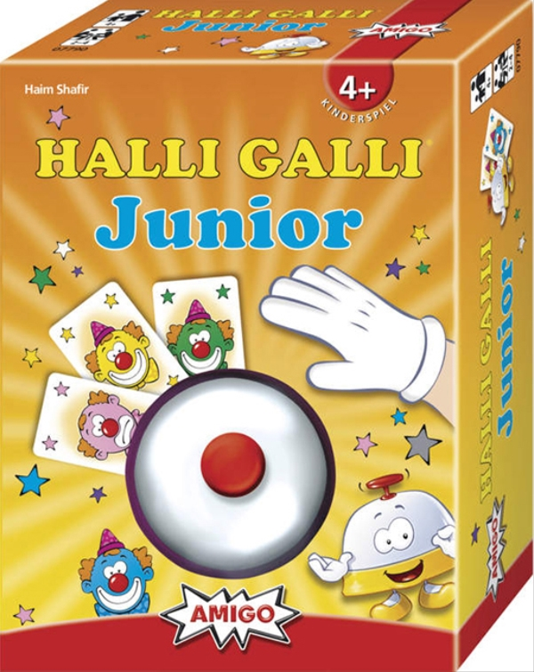 AMIGO 07790 AMIGO 07790 Halli Galli Junior