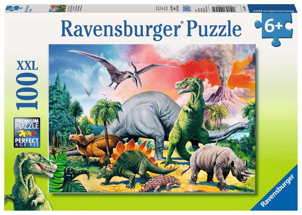 Unter Dinosauriern