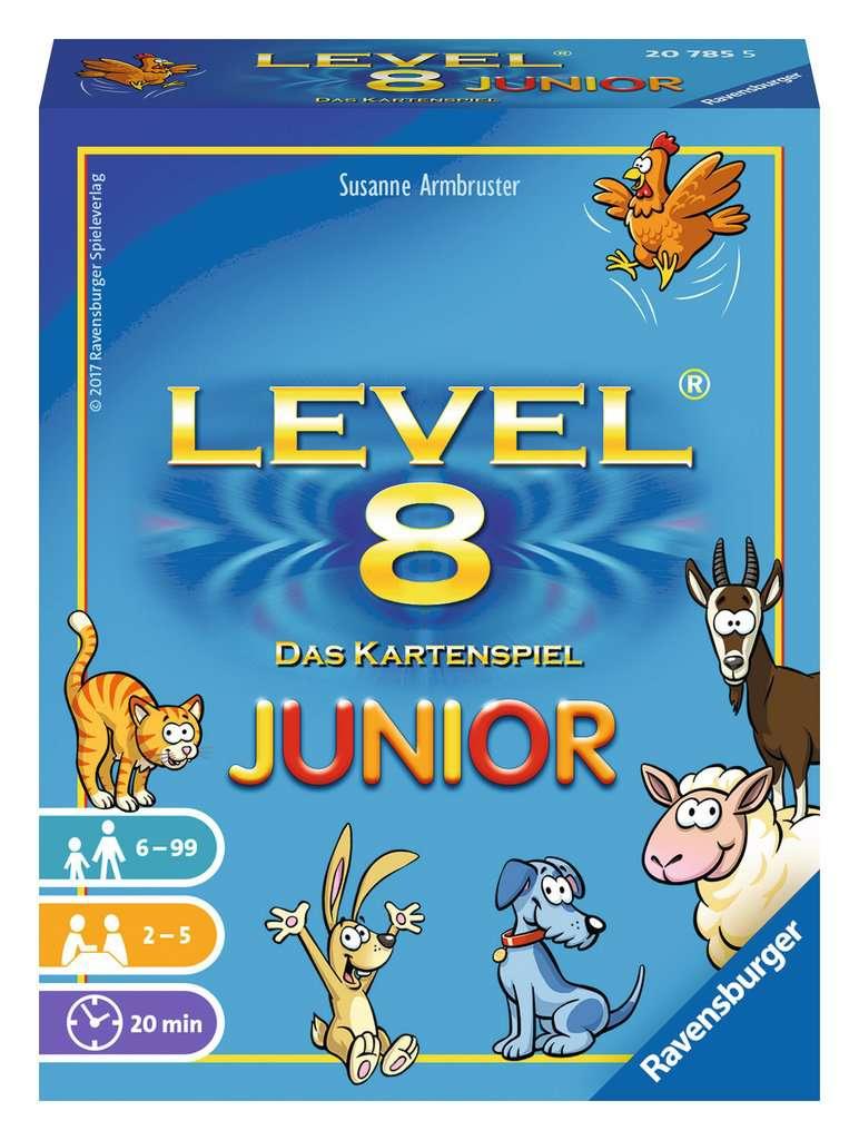 Level 8 – Junior