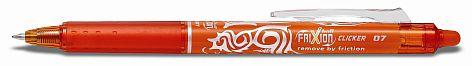 Tintenschreiber Frixion Clicker Orange