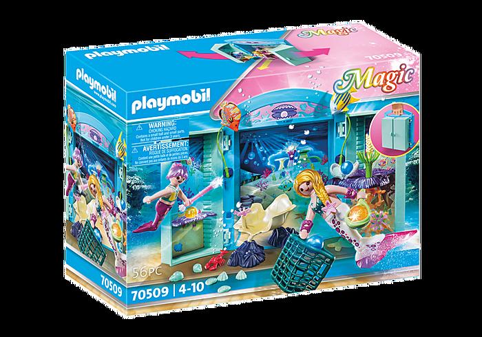 "Playmobil 70509 Spielbox ""Meerjungfrauen"""